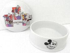 Disney Epcot Passholder Food & Wine Festival 2016 Wdw Porcelain Trinket Box Rare