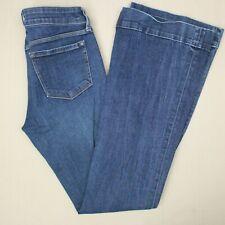 J Brand Love Story Flare Leg Jeans Women's Size 29 Medium Wash Denim