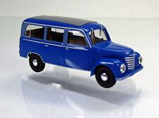 Busch 51251 IFA Framo - Barkas V 901/2 Bus - blau / hellblau