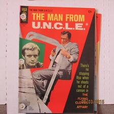 Man from U.N.C.L.E. 13 VG/FN 3 hole punches SKU15386 40% Off!