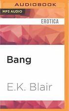 Black Lotus: Bang by E. K Blair (2016, MP3 CD, Unabridged)