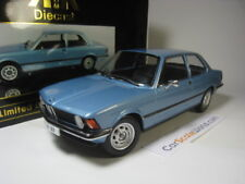 BMW 318i E21 1975 1/18 KK SCALE (BLUE)