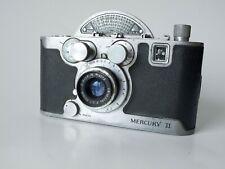 New ListingMercury Ii Vintage Camera