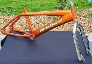 Ridehard Bmx Frame and Fork set old school bmx redline gt haro dyno mongoose se