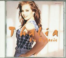 THALIA En Extasis CD JAPAN 14 Tracks TOCP-8913 1ST PRESS s4065