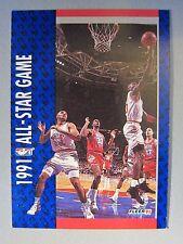 1991-92 Fleer #238 Michael Jordan ASG All-Star Game *BULLS*