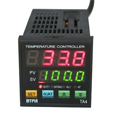 Universal Digital PID Temperature Controller SSR Control output (1 alarm) New