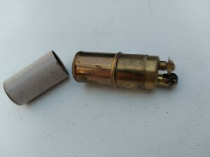 Vintage WW1 Brass Trench Cigarette Lighter 'The Parr MFG Co UL'