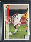 1994 Upper Deck MIA HAMM World Cup Soccer ROOKIE RC CARD #268. rookie card picture