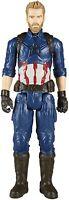 Marvel Avengers Captain America 12 Inch Action Figure Titan Hero Series