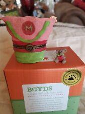 Boyds Bears Treasure Box Momma's Got-It-All 1st Edition