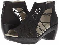 JBU by Jambu Women's Nelly Wedge Sandal, Black, Size 10.0 UigY