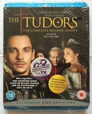 The Tudors: Complete Series 2 Blu-ray NEW SEALED