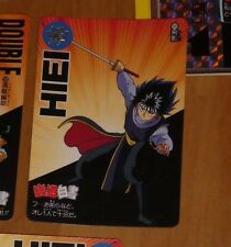 YUYU HAKUSHO CARDDASS CARD REG REGULAR CARTE 60 MADE IN JAPAN **