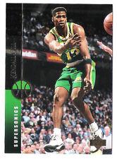 Kendall Gill 1994 Upper Deck Seattle Supersonics insert Basketball Card