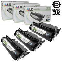 LD Reman Lexmark X644H11A 3pk HY Black X642e X644e X646 Series Printers