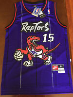 Vince Carter  15 Toronto Raptors Swingman Basketball Jersey Men s Purple NWT 51f0c5f63