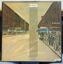 Jazz Blues Comp Swing Street 4 LP Mint-Promo SN 6042 Epic 1962 Mono mit Buch