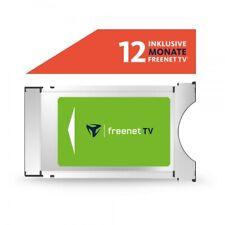Freenet TV Ci + Module 12 Months DVB-T2 HD Receiver HDTV Satellite Ci Plus