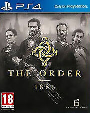 The Order: 1886 (Sony PlayStation 4)