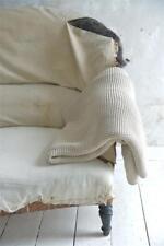 Jeanne d/'Arc Living Strickdecke Dusty rose Kuscheldecke Wohndecke Plaid Landhaus