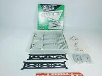 AZ763-2# Atlas H0 No. 80 Set Pfeiler für Brücke, OVP