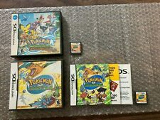 Pokemon Ranger (complete) + Guardian Signs (no manual) Nintendo DS LOT Authentic