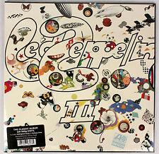 "Led Zeppelin III LP 180g Record Vinyl 12"" 33 Remastered NEW"