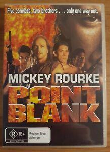 Point Blank Dvd Mickey Rourke