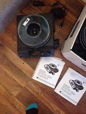 Slide projector KODAK EKTALITE 500  lens 80 slide CAROUSEL+ info
