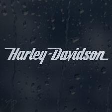 Signo de Moto Harley Davidson Motocicletas Coche Calcomanía Vinilo Adhesivo Para Parachoques