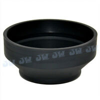 Rubber Collapsible Silicone Lens Hood for Pentax D A 50MM f1.8 f1.2 (RH-RA52)