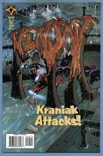 Ninjak #9 1997 Robert Washington Kurt Busiek Neil Vokes Acclaim Valiant Comics
