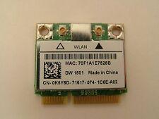 Dell Inspiron N4010 N5010 14R 15R WLAN Wireless WIFI Card WHDPC K5Y6D DW1501