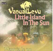 "VANUA LEVU - Little Island In The Sun 🎯 7"" Vinyl Single /VG++"