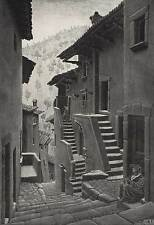Escher # 42 cm 50x70 Poster Stampa Grafica Printing Digital Fine Art papiarte