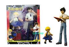 Zatch Bell Zatch Y Kiyo cifras