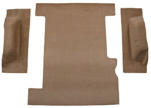 1989-1991 GMC R2500 Suburban Carpet Replacement - Cargo Area - Cutpile