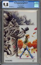REJECTED: THE UNWILLING #2 - CGC 9.8 - VIRGIN VARIANT - ONLY 100 COPIES - *76009