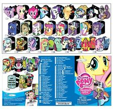 My Little Pony Series 2 Dog Tags - Choose Character