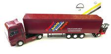 MAN  Truck  OVP 1/50 Conrad 6607/0 MAN Werbemodell#4057