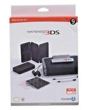 Nintendo 3DS Licensed Travel Case Core Starter Kit + Accessories