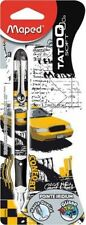 Maped 220026-rechargeables tatoo stylo plume new york taxi jaune design