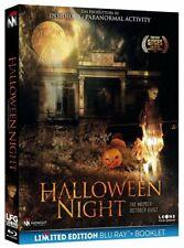 Halloween Night - Blu Ray Disc - Limited Edition -