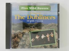 CD The Best of The Dubliners 18 Irish Classics Five Wild Rovers