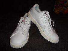 Adidas Neo weiße Turnschuhe Sneakers Laufschuhe Gr. 40 Absatz 3 cm