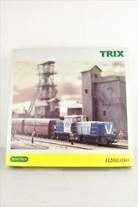 Minitrix 11200.080 *** Startpackung RAG Ruhrkohle AG ** mit OVP