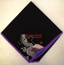 ACHPATEUNY OA 498 803 FAR EAST 2015 BSA JAMBOREE SMY DRAGON DELEGATE NECKERCHIEF