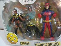 Marvel Legends Series Storm Thunderbird 2-pack X-Men action figures NEW Hasbro
