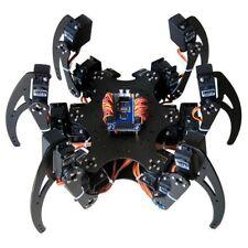 18DOF Aluminium Hexapod Spider Six Legs Robot Kit & MG996R Servos & Controller